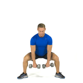 4 Dumbbell Exercises for a Rock Solid Body