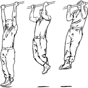 How to Do 50 Chin-ups and 100 Push-ups